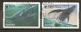 Australie Australia 200- Baleines Whales Obl - Usados