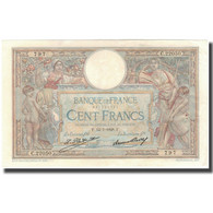 France, 100 Francs, 100 F 1908-1939 ''Luc Olivier Merson'', 1928-07-12, SUP - 100 F 1908-1939 ''Luc Olivier Merson''