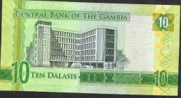 GAMBIA P32 10 DALASIS 2015    UNC. - Gambia