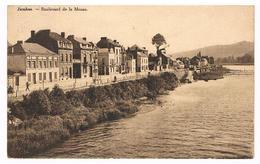 CPA Rare : NAMUR - JAMBES - Boulevard De La Meuse - Namur