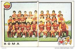 CALCIATORI PANINI 1982-83 N. 219-220 CON VELINA NEW ROMA SQUADRA COMPLETA - Panini