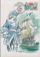 N° 3103 Corsaires Basques - Maximumkarten