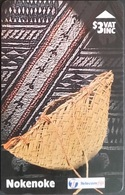 Telefonkarte Fiji - Fidschi - Handwerk - Nokenoke - 18FIB - Fiji