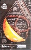 Telefonkarte Fiji - Fidschi - Handwerk - Tabua - 18FIC - Fiji
