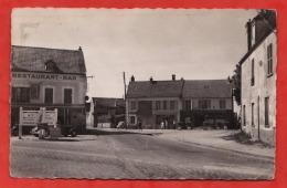 F14- 91)  PLESSIS-CHENET (SEINE ET OISE) LA PLACE -  (CAFÉ RESTAURANT BAR - 2 SCANS) - France