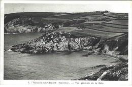 29 - Beuzec Cap Sizun - Vue Générale De La Côte - Beuzec-Cap-Sizun
