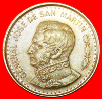 # SAN MARTIN (1788-1850): ARGENTINA ★ 100 PESOS 1980! LOW START ★ NO RESERVE! - Argentine