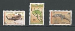 Tunisie: 1302/ 1304 **  Reptiles - Tunisie (1956-...)