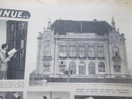 1947 A La Mairie De Marcq-En-Baroeul - Marcq En Baroeul