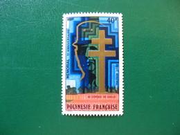 POLYNESIE YVERT POSTE AERIENNE N° 123 NEUF** LUXE COTE 9,60 E - French Polynesia