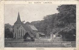 STISTED (East Of England, Essex) - ALL SAINTS CHURCH, Gel.1905 - England
