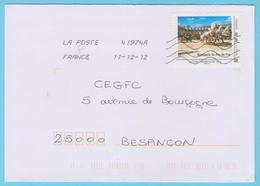 JPS 1 - France - Timbre Personalisé - 46 - MTM - Le Puy Du Fou - Cheval - Cirque - Arènes - France