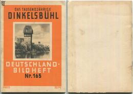 Nr. 165 Deutschland-Bildheft - Dinkelsbühl - Baden-Württemberg