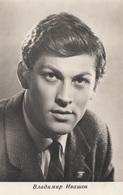 Russischer SCHAUSPIELER Fotokarte Um 1962 - Schauspieler