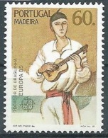 1985 EUROPA MADERA MNH ** - EV - Europa-CEPT