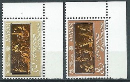 1985 EUROPA LIECHTENSTEIN MNH ** - EV - Europa-CEPT