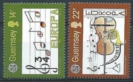 1985 EUROPA GUERNSEY MNH ** - EV - Europa-CEPT