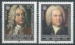 1985 EUROPA GERMANIA MNH ** - EV - Europa-CEPT