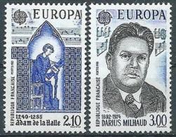 1985 EUROPA FRANCIA MNH ** - EV - Europa-CEPT