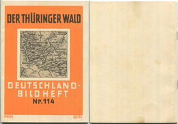 Nr. 114 Deutschland-Bildheft - Thüringer Wald - Thüringen