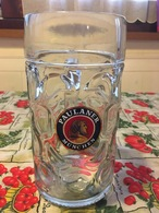 Bicchiere Boccale Birra Paulaner Oktoberfest 1 Litro Originale - Bicchieri