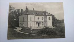 Carte Postale (I 1 ) Ancienne De Perrecy Les Forges , Le Chateau De Commerçon - France