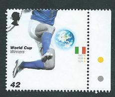 Great Britain, Gran Bretagna 2006; Football World Cup Winners: Italy; Vincitori Coppa Del Mondo: Italia. Used - 2006 – Germany