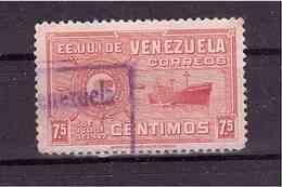 VENEZUELA 1948-50 Commercial Fleet Yvert Cat N° 282  Used - Venezuela