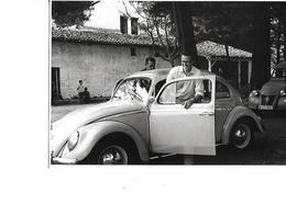ESPAGNE Le Roi Baudouin 1958 Volkswagen Coccinelle 2 Cv - Voitures De Tourisme