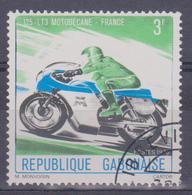 1976 Gabon - Motocicletta - Gabon (1960-...)