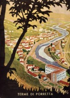 TERME DI PORRETTA 1938 - Tourisme, Voyages