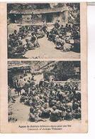 TIBET  AGAPES  DE  CHRETIENS  THIBETAINS  REUNIS  POUR UNE FETE      T288 - Tibet