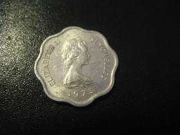 5 Five Cents SEYCHELLES 1975 Coin - Seychelles