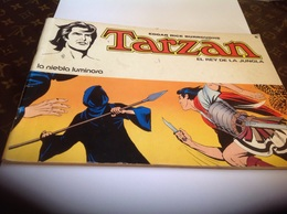 Tarzan El Rey De La Jungla Numéro 8 - Originele Uitgaven