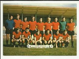 35 . EQUIPE DE FOOTBALL . STADE RENNAIS . VAINQUEUR DE LA COUPE DE FRANCE 1971 - Football