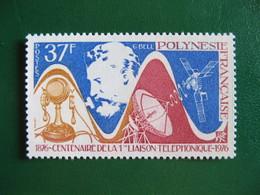 POLYNESIE YVERT POSTE ORDINAIRE N° 110 NEUF** LUXE COTE 13,00 E - Unused Stamps