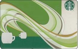 Australia   Starbucks Coffee Aroma  2010 - 6072 - Gift Cards