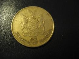 5 $ NAMIBIA 1993 Coin - Namibie
