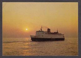 68014/ DE BELGISCHE KUST, MER DU NORD, Passagiersschip, Paquebot Sealink - Belgio