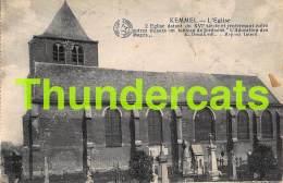 CPA KEMMEL L'EGLISE - Heuvelland