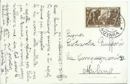 VE3-228-Cartolina Con 30 Cent. Decennale 25.7.1933 - Bella - 1900-44 Victor Emmanuel III