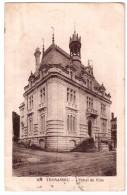 Terrasson - L'Hôtel De Ville - édit. Géraud 502 + Verso - Autres Communes