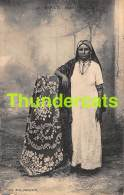 CPA  DJIBOUTI  TYPE DE FEMME JUIVE JUIF JUDAICA JEW JEWISH - Djibouti
