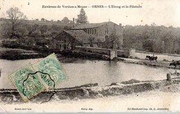 ORNES  -  Environs De Verdun - L' Etang Et La Filature - France