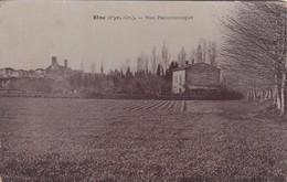 Elne (66) - Vue Panoramique - Elne