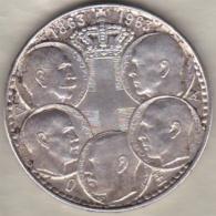 GREECE . GRECE . 30 DRACHMAI 1963 . ARGENT - Grèce