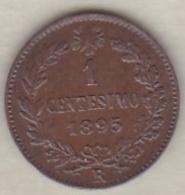 ITALIE . 1 CENTESIMO 1895 R (ROMA). UMBERTO I - 1861-1946 : Regno