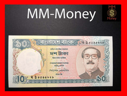 BANGLADESH 10 Taka 1997 P. 33 UNC - Bangladesch