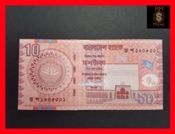 BANGLADESH 10 Taka 2006 P. 39 A UNC - Bangladesh