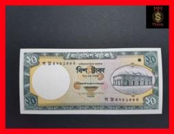 BANGLADESH 20 Taka 2004 P. 40 UNC - Bangladesh
